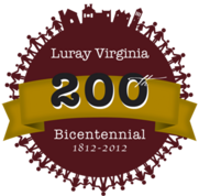 Luray is celebrating it's Bicentennial!